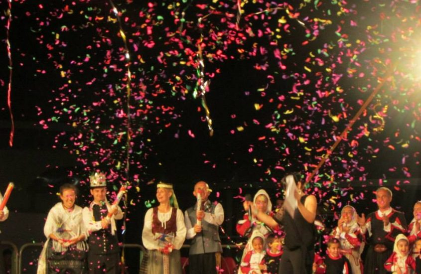 European week of youth and culture 2014, Sardegnia