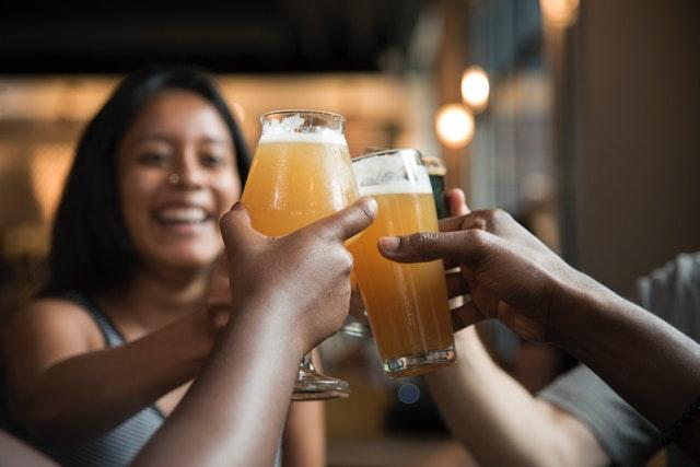 La o bere cu bloggerii timișoreni, prima de altfel