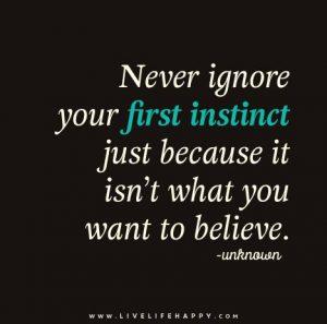 intuiția