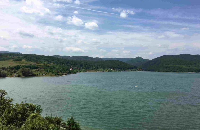 cinciș lac hunedoara