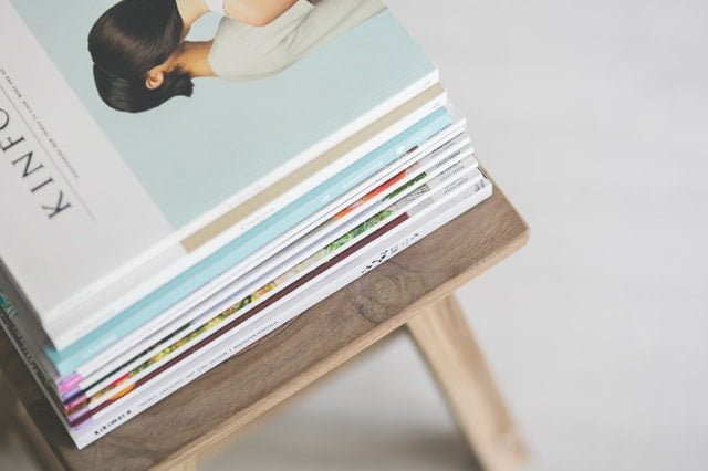 colectie de reviste