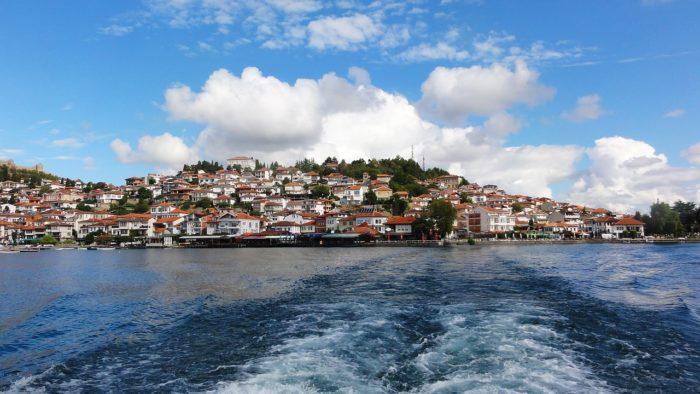 Lacul Ohrid, Macedonia