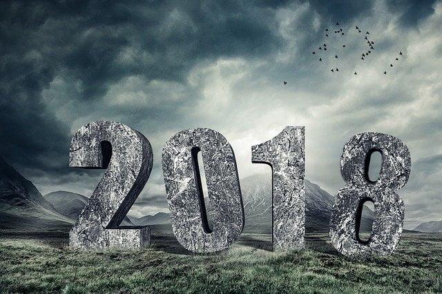 2018 cu retrospectivă cu tot
