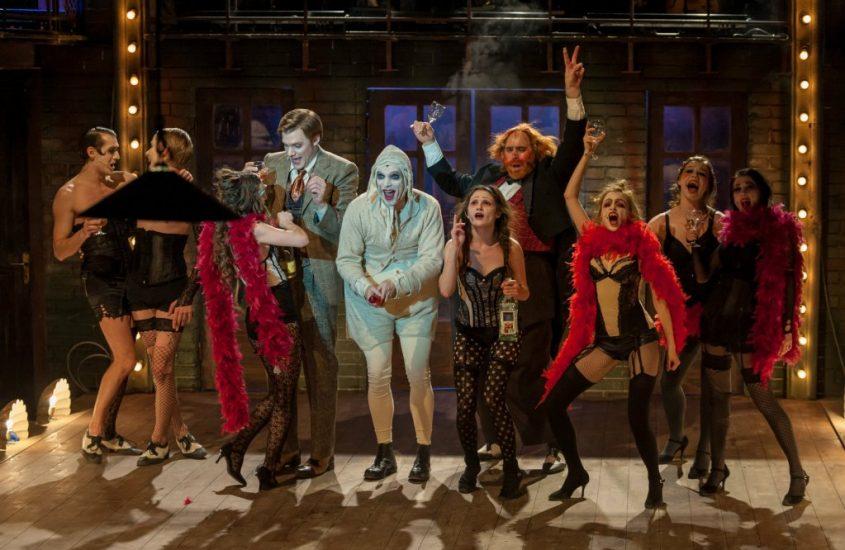 Cabaret, o piesă de teatru ca o călătorie în timp