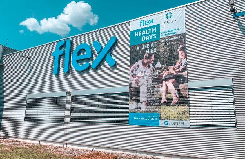 Flex Health Days, un eveniment demn de urmat