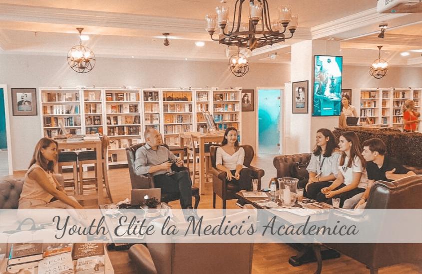 Youth Elite, un proiect cu și pentru tineri la Medici's
