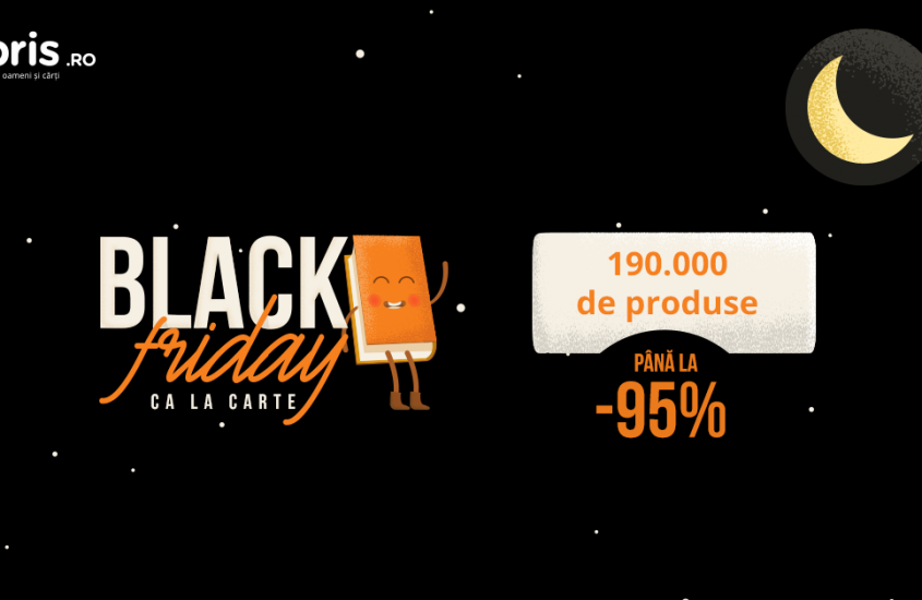 5 site-uri de urmărit de Black Friday 2019