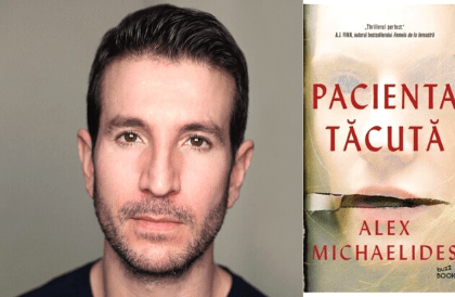 recenzie paienta tăcută, Alex Michaelides
