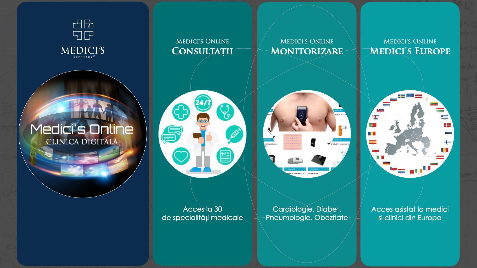 Medici's Online